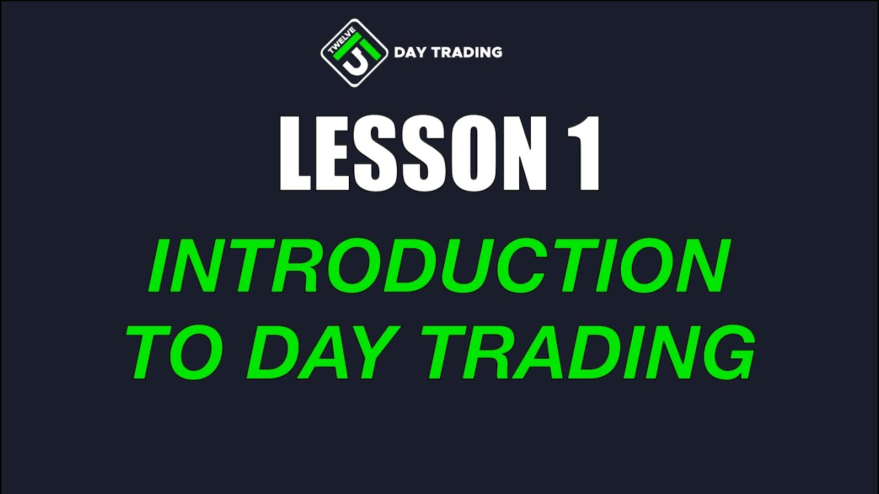 What Does Day Trading Courses Mean?