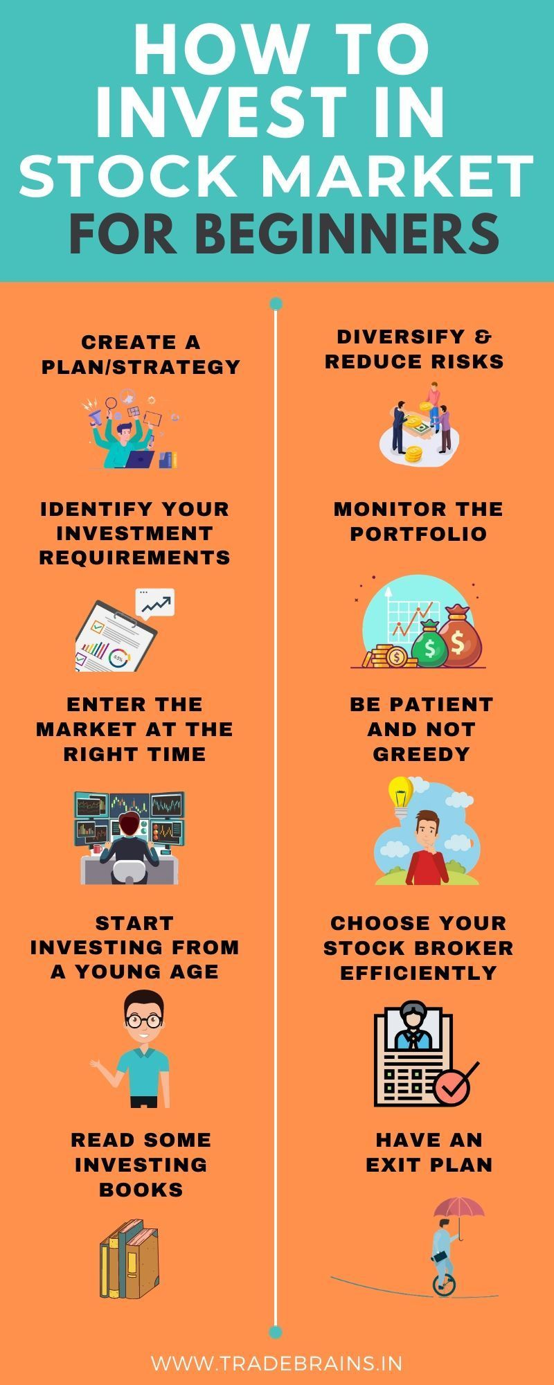 Must know tips for every stock market beginner