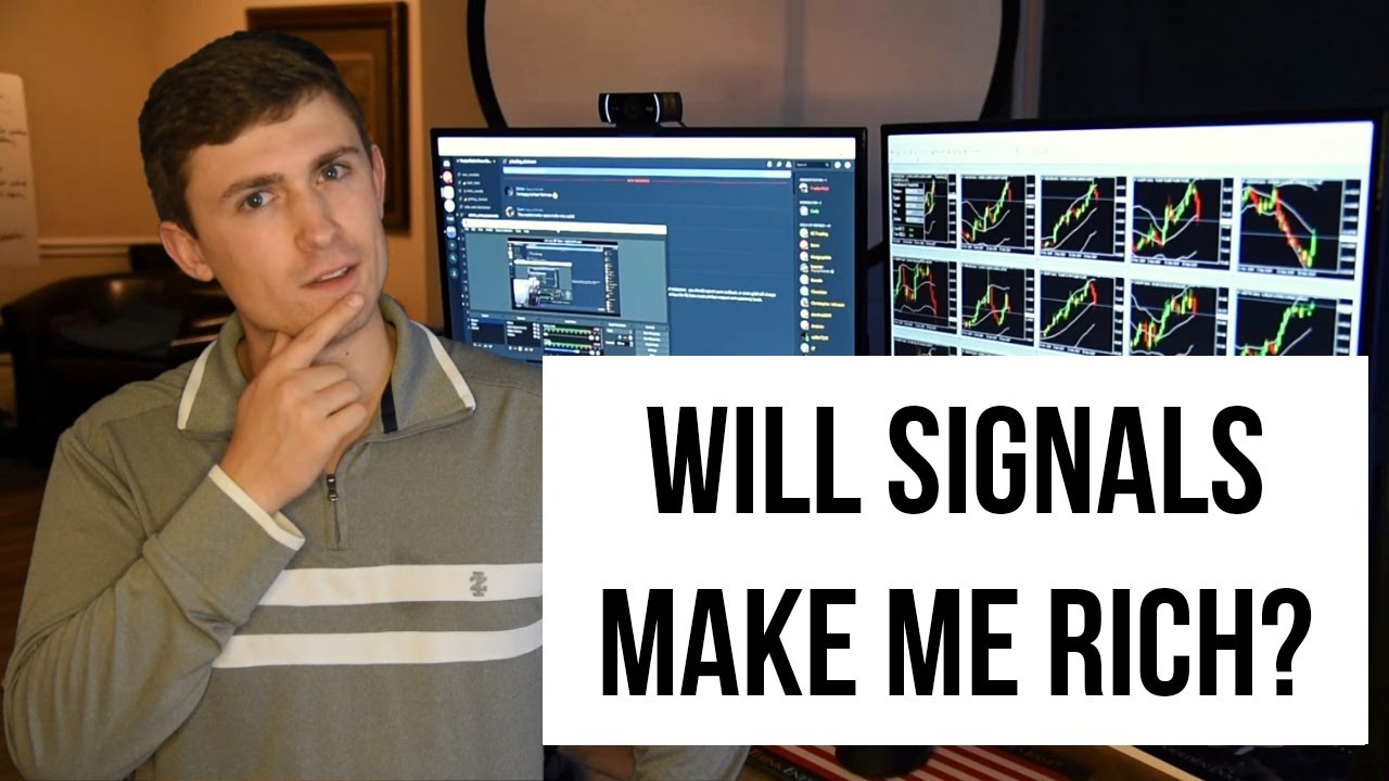 An Unbiased View of Forex Trading Signal