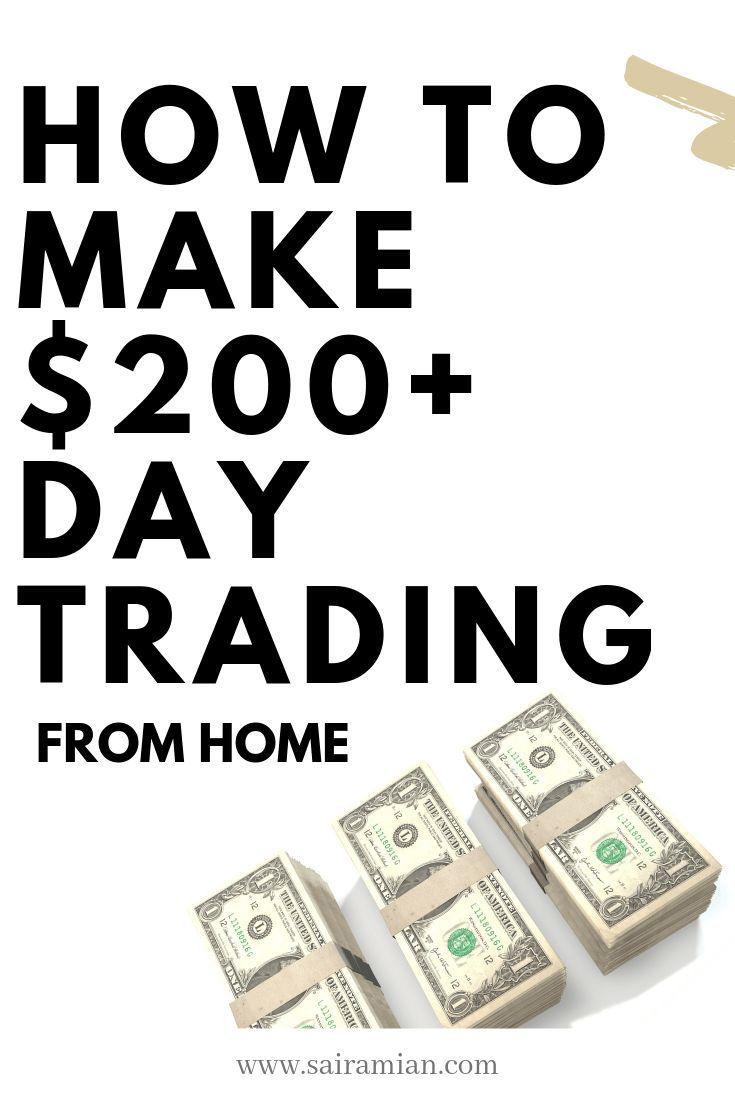 How to Make $200 a Day Trading Stocks